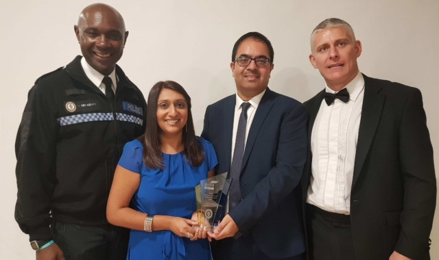 Sandwell team 'thrilled' to be finalists