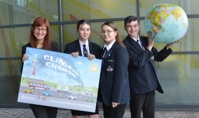 Consultation begins on climate change and air quality in Sandwell