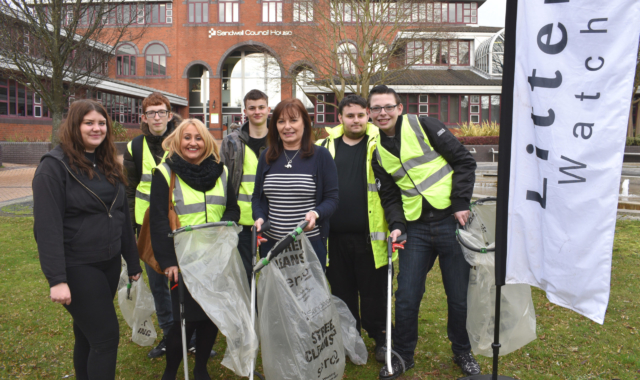 Adopt A Street litter campaign launches